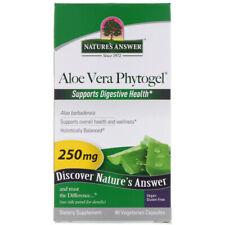 2 x Aloe Vera Phytogel, 250 mg, 90 Vegetarian Capsules(180 caps in total)