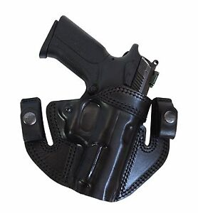 Falco IWB / OWB Leather holster for CZ 75D PCR