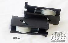 STEGBAR sliding glass patio door rollers x 1 pair LEFT and RIGHT DR358/31