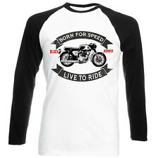 HONDA CB 450 BLACK BOMBER - NEW COTTON TSHIRT - ALL SIZES IN STOCK