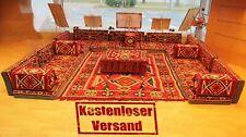 Sark Kösesi 29 Tlg. Orientalische Sitzecke, Shisha Deko, Arabiche Sofa🌟✅