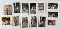 Vintage Photographs Lot Photos 1940's-1070's- Black & White, Color, Polaroid