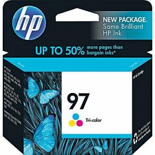GENUINE NEW HP 97 (C9363WN) Ink Cartridge