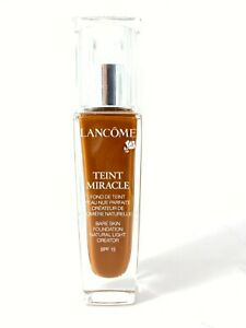 Lancome Teint Miracle Bare Skin Foundation 30ml *Choose Your Shade*