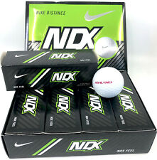 Nike Golf Balls Ashland Imprint Ad Promo 15 boxed Ndx Feel Distance New Canada