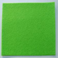 Feutrine VERT CLAIR plaque 29x29cm épaisse 3mm Feutre tissu DIY loisirs créatifs