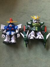"Bandai 5"" Sd Gundam Action Figure Lot G gundam"