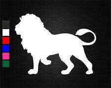 LION BIG CAT VINYL DECAL STICKER CAR/VAN/WALL/DOOR/LAPTOP/TABLET/WINDOW/HOME 3