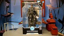 McFarlane DC Multiverse Platinum Chase Goggles Up Batman Justice League Snyder