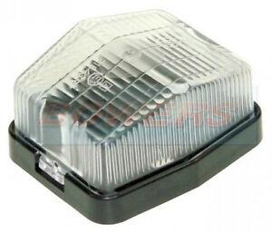 JOKON PL115 WHITE CLEAR FRONT MARKER LAMP LIGHT AVONDALE PERLE CARAVAN MOTORHOME