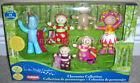 In the Night Garden Character Collection Figurine Set Makka Pakka Upsy Daisy