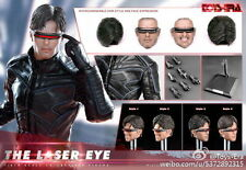 Cyclops The Laser Eye 1/6 Scale Male Box_Set Action Figure Two Heads Toys Era
