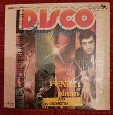 LP-Giovanni  Fenati At Piano With Munich Machine, The  Disco Symphony Mint