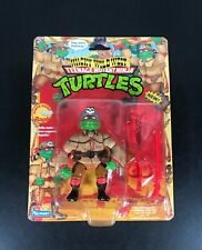2 x GW Acrylic Display Cases Carded Vintage Playmates TMNT Turtles MOC ADC-017