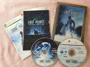 Lost Planet: Extreme Condition for Xbox 360 with Manual & Warranty - Great Disc