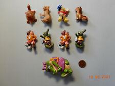 Konvolut, 9 Ü-Ei-Figuren, siehe Fotos