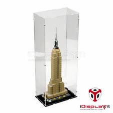 Acryl Vitrine für Lego 21046 Empire State Building - Neu