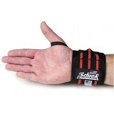 Schiek Black Line Wrist Wraps for Weightlifting Strength Training