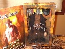 "Jeepers Creepers Signed 12"" Action Figure Statue Jonathan Breck The Creeper COA"