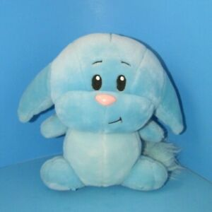 "Neopets 2003 Blue Kacheek Untested Talking & Blushing Collectable Plush 12"" L@@K"