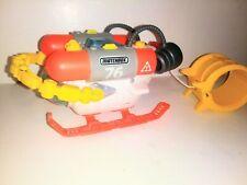 Matchbox Mission Undersea  Sub Submarine Water Toy