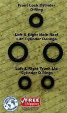 96-04 Mercedes SLK230 Kompressor Convertible Hydraulic Cylinder Repair Kit R170