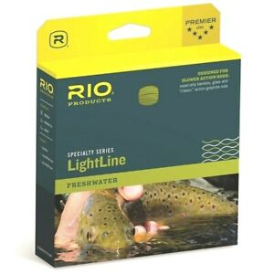 Rio LightLine WF Fly Line - ALL SIZES - FREE FAST SHIPPING