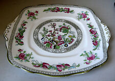Vintage Rare Royal Albert Crown China Jian Tree Dinner Plate England