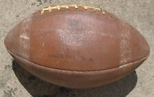 """Football from the 1930s-1940s?- Played With-12"""" Long"""