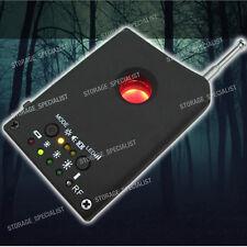 Spy Hidden Camera Detector Wireless GSM Bugs GPS Finder Locator Monitor Anti