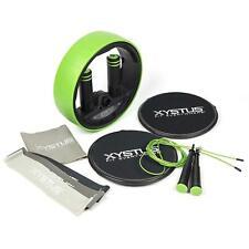 "Circ It Pro Compact Fitness System Green & Black 10"" Diameter"