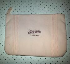"JEAN PAUL GAULTIER~""CLASSIQUE"" ~COSMETIC BAG/POUCH ~NEW !"