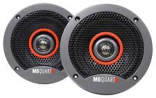 MB Quart Fórmula Coaxial, Componentes Altavoces Calidad Sonido Despeje New 2018