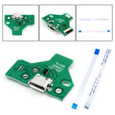 Carga USB Puerto Enchufe Placa jds011 para SONY PS4 MANDO 12 Pin Cable Piezas