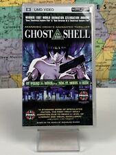 SHIPS SAME DAY Ghost in the Shell [UMD for PSP] Movie Video Sony Case And Disc