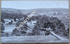 Postcard: Pateley Bridge, Wath. Photochrom Co. Ltd. Sepiatone Series. Not Posted