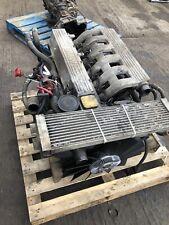 RANGE ROVER P38 2.5 BMW DIESEL COMPLETE ENGINE 94-99 5 S MANUAL TRANS 157k Miles