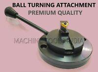 Kugeldrehvorrichtung für Drehmaschinen und Metallbearbeitungswerkzeuge