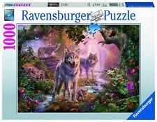 Ravensburger - Summer Wolves Puzzle 1000pc