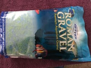 3no Pettex Roman Gravel Aqua Blend 8kg Each bag - Fish Tank