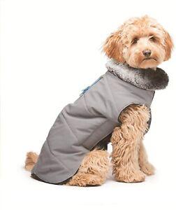 """Dog Gone Smart Reflective Meteor Tamarack Dog Jacket 22"""" NEW  (L2)"""