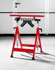 Kraft Werkzeuge Multifunktion Arbeitsbock 4in1 Stützbock höhenverstellbar 200kg