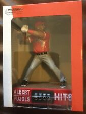 MLB ALBERT PUJOLS 3000 HIT COUNTER FIGURE 2018 LA ANGELS 4/6/18 SGA NEW