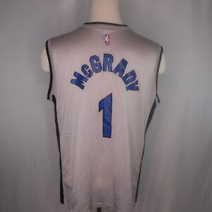VTG 90s Champion Tracy McGrady Orlando Magic NBA Alternate Jersey 44 Large