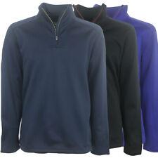 Greg Norman Golf Fashion Performance 1/4 Zip Pullover NEW