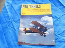 AIR TRAILS MAGAZINE Aviation for everybody June  1940