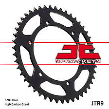 JT Sprockets JTR9.47 - Steel Rear Sprocket 47 Tooth BMW 650 XCHALLENGE XCOUNTRY