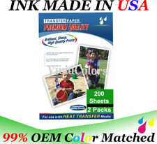 Sublimation Paper A4 200 Sheets For Heat Transfer Diy T Shirt Mugs Fedex2day