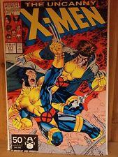 Uncanny X-Men #277 (1991, Marvel Comics) VF condition