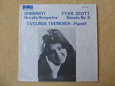 Dohnányi - R.Hungarica / Scott - Sonata 3 - E.Trenkner - ORION Stereo  (01165)